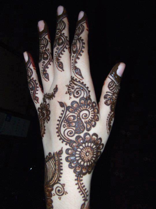 Mehndi Mehndi Ki Design : Mehndi latest designs