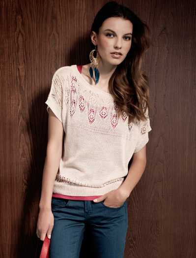 jerseys de punto mujer
