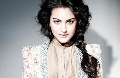 Sonakshi Sinha Indian actress
