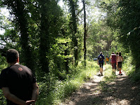 El sender de la Baga de La Vall