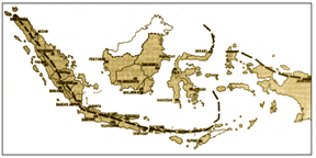 Keragaman Kenampakan Alam di Indonesia