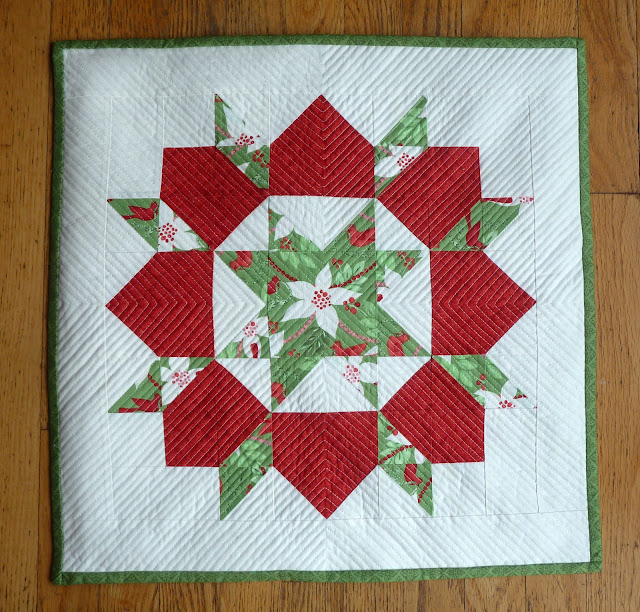 Alidiza: Kate Spain Christmas Swoon Pillow