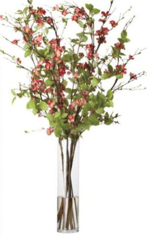 Branches Diane James is the doyenne of faux flowers
