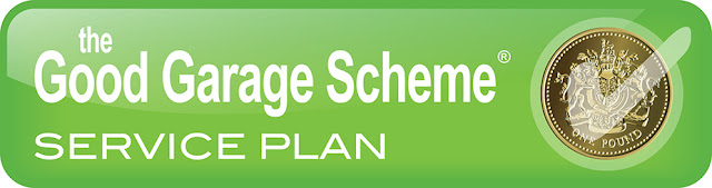Good Garage Scheme Service Plan Logo