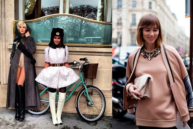 Las rusas más influyentes en la Semana de la Alta Costura París 2013