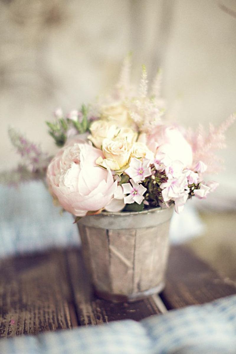 Preciosos ramos de flores para novias, creativos y originales - Fotos Ramos De Flores Silvestres