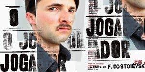 Fotografia do cartaz do espetáculo