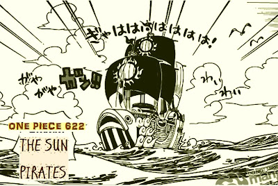 One Piece 622 Manga One Piece 622 Naruto Bleach Manga One Piece 623 is now available