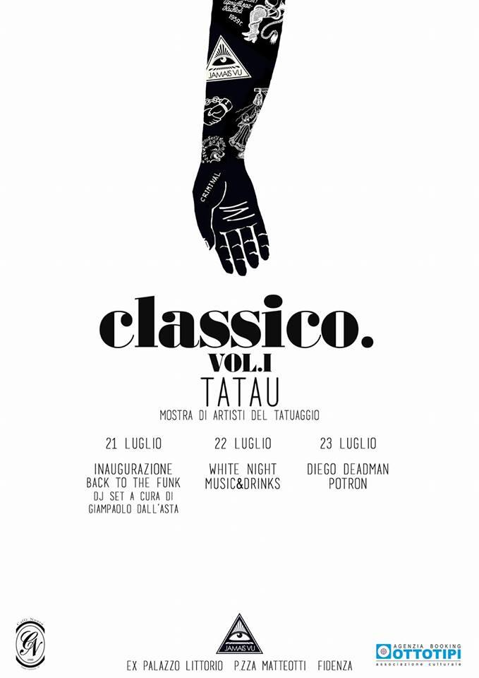 CLASSICO VOL.I TATAU