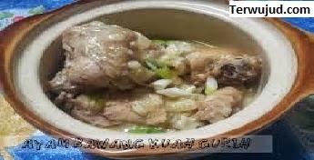 Ayam Bawang Kuah Gurih