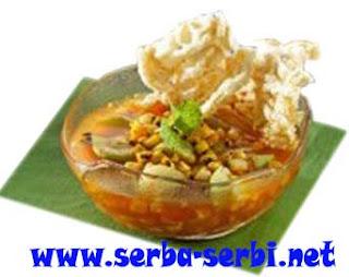 resep asinan jagung bakar