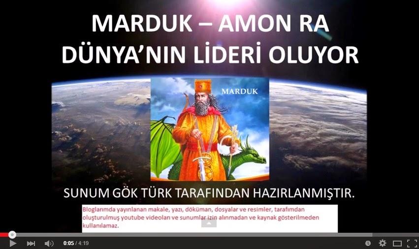 Marduk'un 50 İsmi ve Sembolü