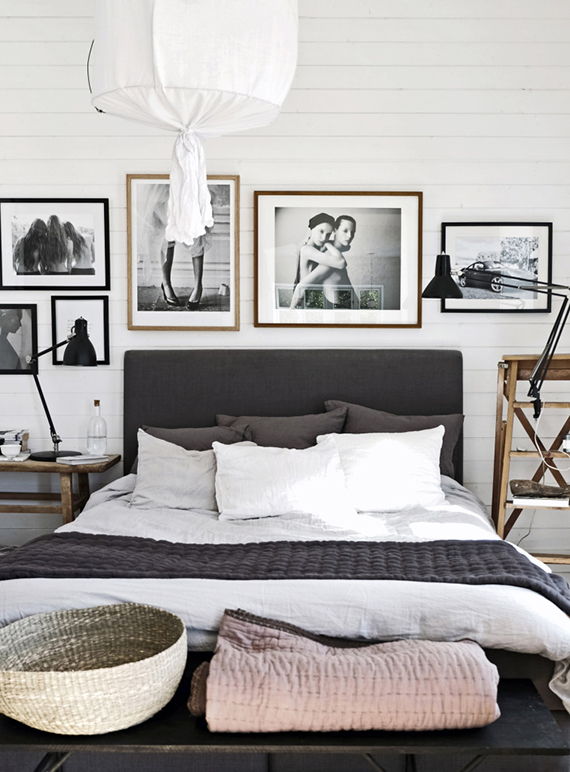 the room scandi bedroom with gorgeous art my paradissi
