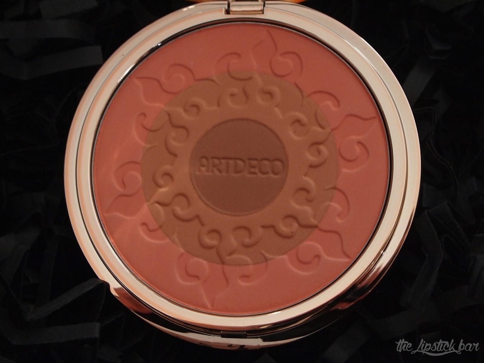 Artdeco Sunshine blush