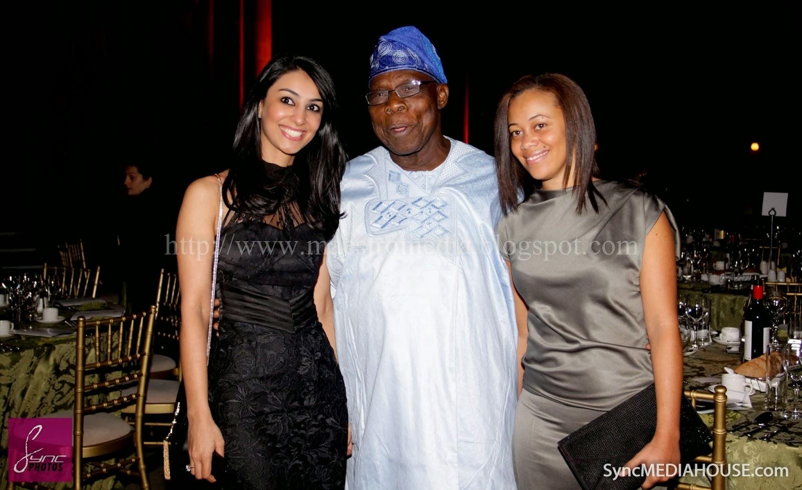 obasanjo foundation london