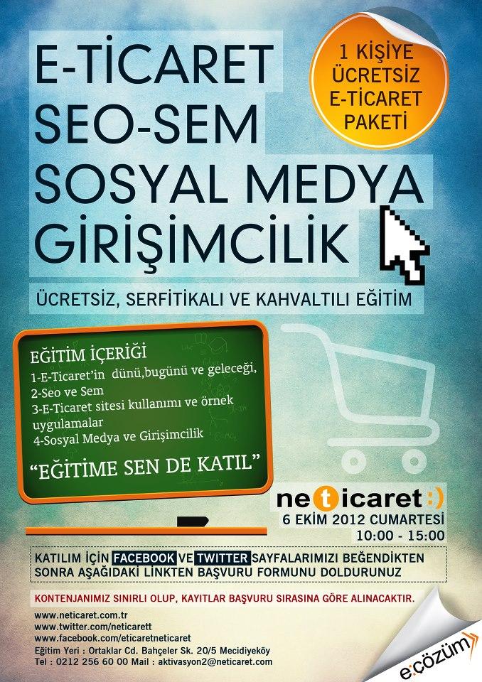 neticaret-ucretsiz-eticaret-semineri-istanbul