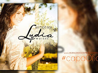 Confira a Capa do Novo CD de Lydia Moisés Vai Tudo Bem