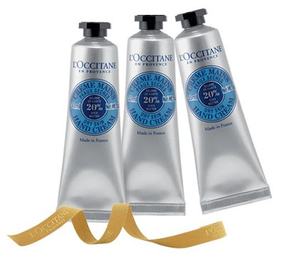 L%2527Occitane+Shea+Butter+Hand+Cream+Trio Last Minute Holiday Gifts For Beauty Lovers