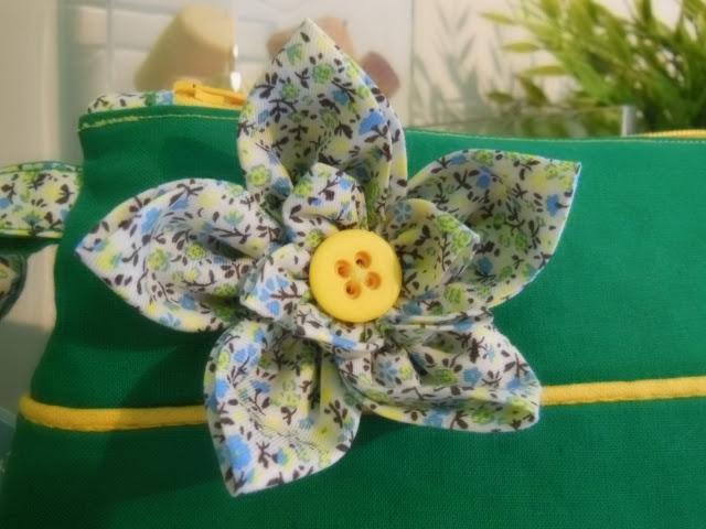 bloem naaien
