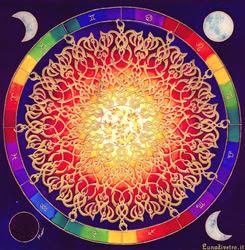 Progetto vajra perle nel tempo dipinti art gallery incontri meditazione contemplazione su vetro sole