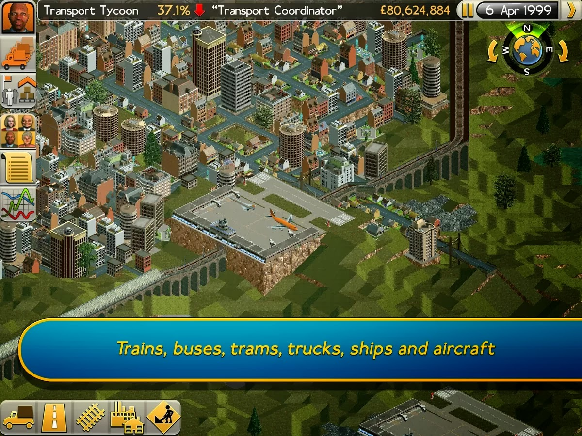 Transport Tycoon v0.14.1010 ~ Apk For Download