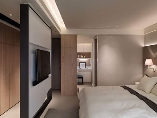 تصميم غرف فندقية من شركة شرقيات للديكور ، دبي | نافذة الصورة