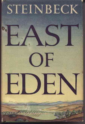 east of eden book