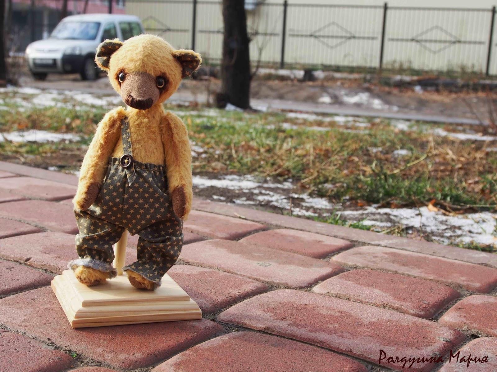 медведь мишка тедди игрушка в подарок
