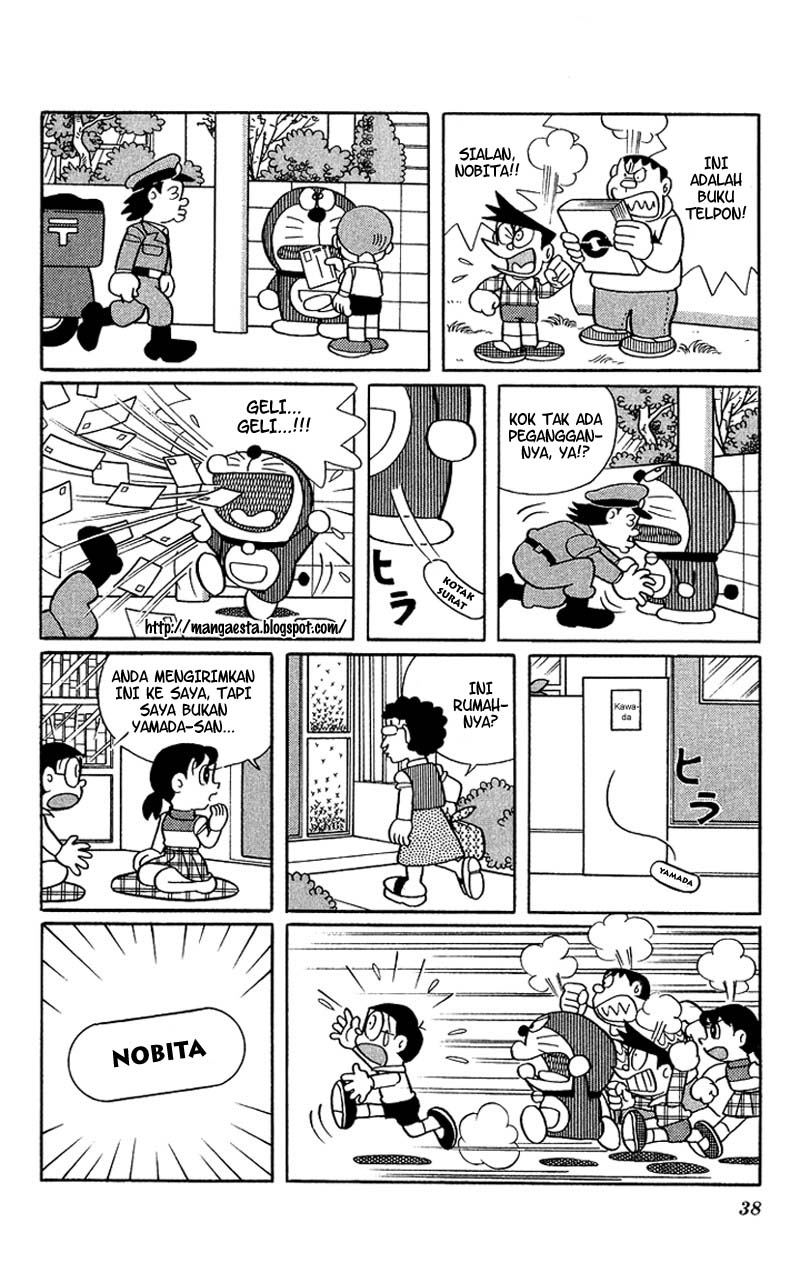 Baca Komik Doraemon Plus Vol 1 Chapter 004 - Halaman 06