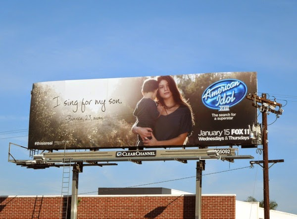 American Idol season 13 sing for my son billboard
