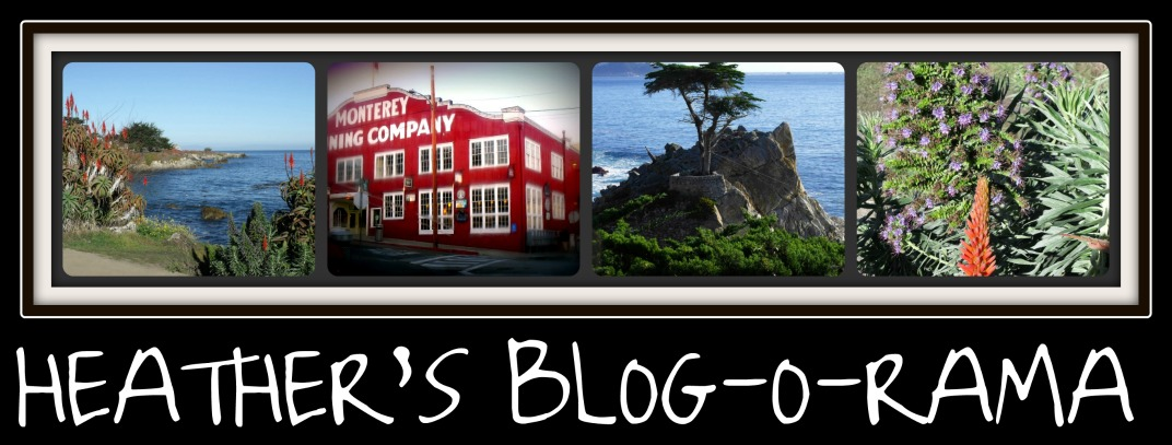 Heather&#39;s Blog-o-rama