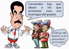 Malestar en las bases chavistas por PAQUETAZO ECONÓMICO de Maduro