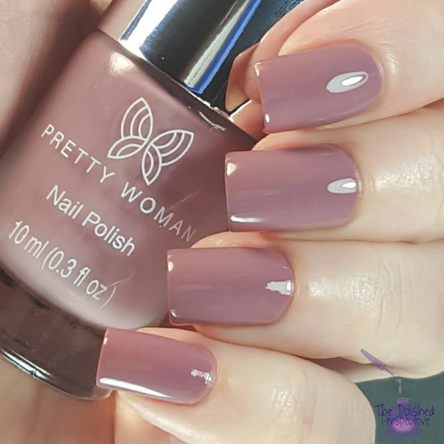 Pretty Woman Black Raspberry swatch