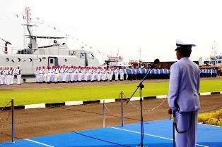 MAKO LANTAMAL VI Peringati HUT Armada Ke 67