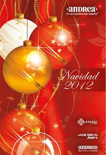 catalogo andrea promotor 2012