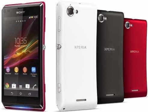Spesifikasi Sony Xperia L C2105