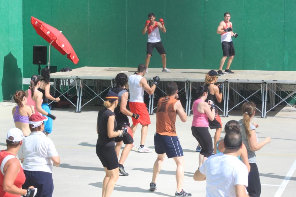 Escuela aire libre san sebasti n de los reyes d a del deporte for Escuela danza san sebastian de los reyes