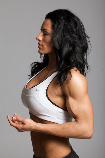 Heather Dees - beautiful fitness models