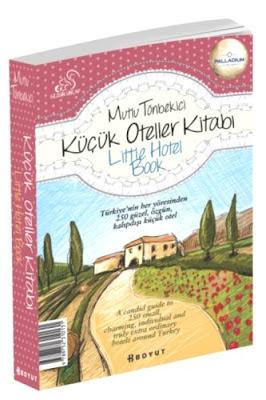 Küçük oteller kitabı kapağı