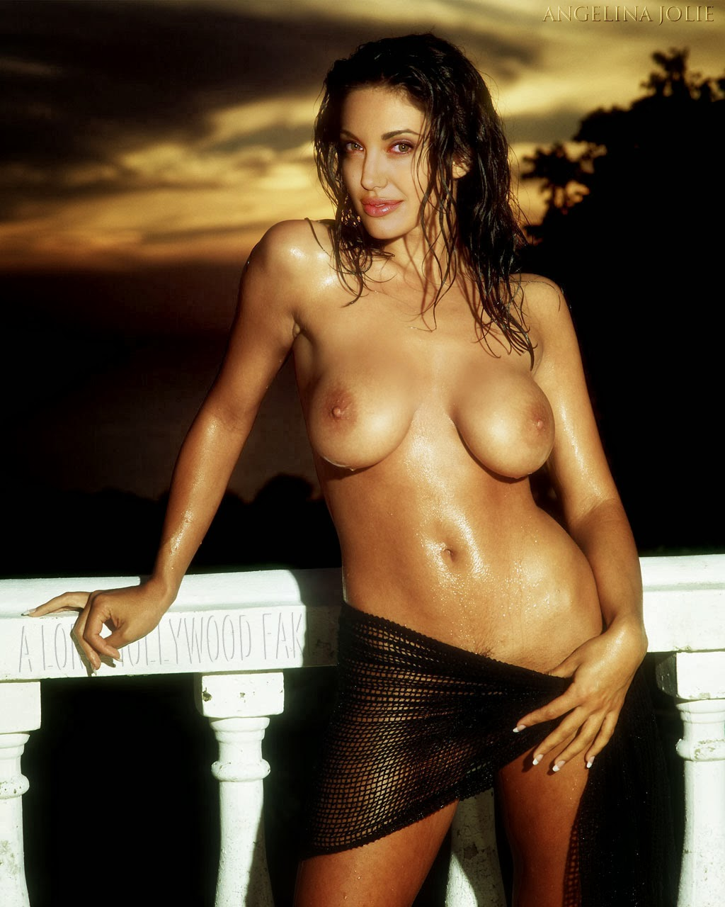 Free nude angelina jolie pictures