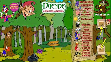Vamos nos divertir com os Duendes da floresta?