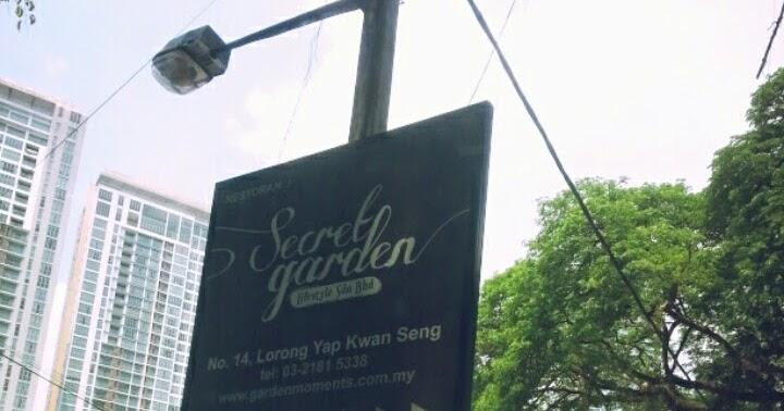 Sweet-Blessingz Food Review  Secret Garden @ Lrg Yap Kwan Seng