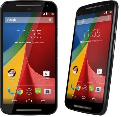 New Moto G Smartphone with 5-inch HD Display, Dual SIM Launched for Rs.12999