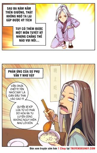 Cuộc sống thoái ẩn của võ lâm chi vương chap 0 - Trang 16