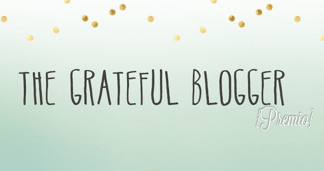 The Grateful Blogger