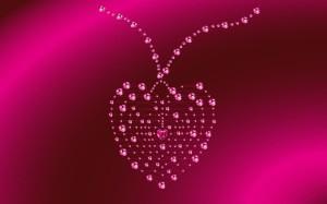 Hình nền trái tim đẹp cho điện thoại