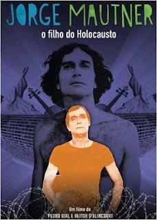"""Poster do filme """"Jorge Mautner - O Filho do Holocausto"""""""