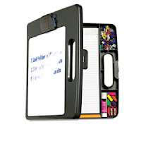 Portable Dry Erase Clipboard Case