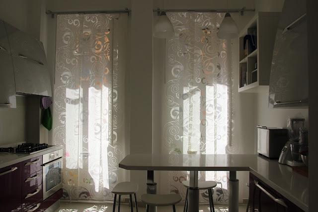 Eri gg tende raggi di sole - Tende cucina moderna ...