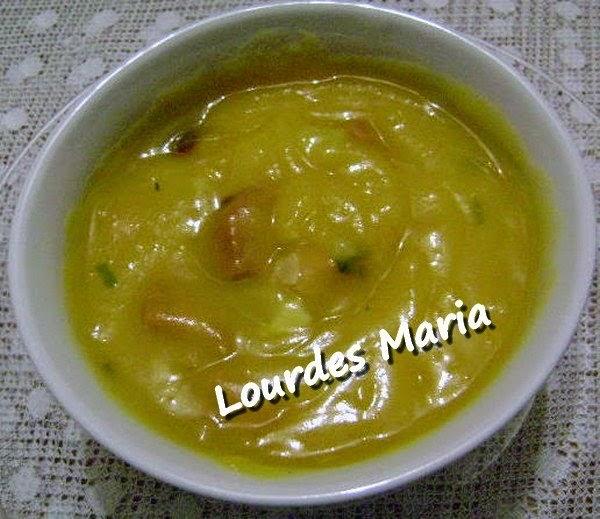 Receita deliciosa e fácil de fazer da Lourdes Maria.